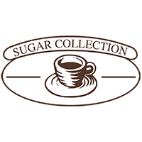 Logo sugar collection